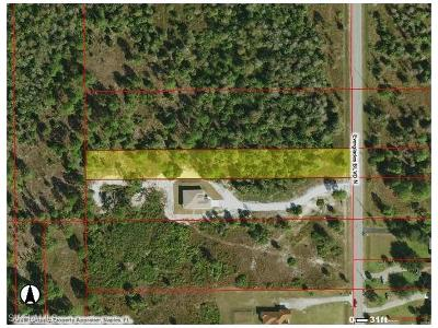 Naples Residential Lots & Land For Sale: 2321 N Everglades Blvd