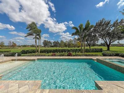 Naples Single Family Home For Sale: 647 Venezia Grande Dr