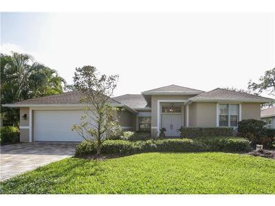 Naples Single Family Home For Sale: 1059 Briarwood Blvd