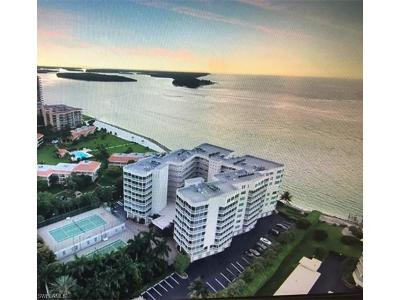 Mirage Condo/Townhouse For Sale: 1070 S Collier Blvd #204