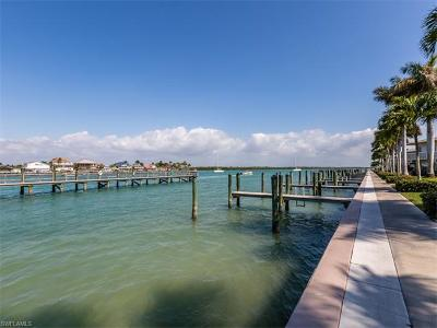 Villa Del Mare Of Marco Island Condo/Townhouse For Sale: 1215 Edington Pl #N1