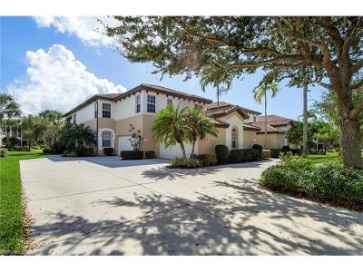 Estero Condo/Townhouse For Sale: 7890 Classics Ct #201
