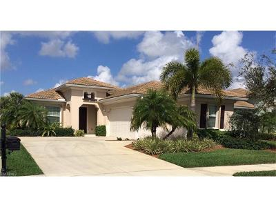 Fort Myers Single Family Home For Sale: 10504 Carena Cir