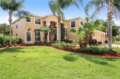 Fort Myers Single Family Home For Sale: 10819 Pond Ridge Dr