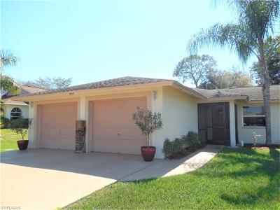 Bonita Springs Single Family Home For Sale: 9820 Pennsylvania Ave