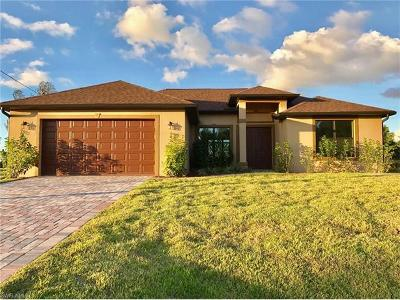 Cape Coral Single Family Home For Sale: 2923 NW 11th St