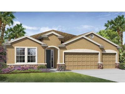 Cape Coral Single Family Home For Sale: 3913 SW 20th Pl