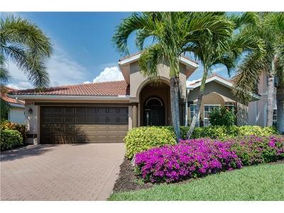 Estero Single Family Home For Sale: 9019 Astonia Way