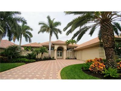 Estero Single Family Home For Sale: 22280 Banyan Hideaway Dr