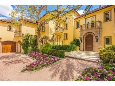 Single Family Home For Sale: 801 Spyglass Ln