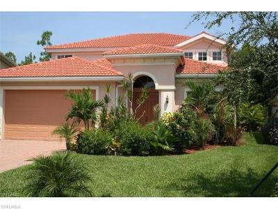 Naples Single Family Home For Sale: 5794 Lago Villaggio Way