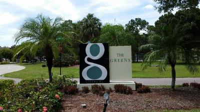 Estero Condo/Townhouse For Sale: 3120 Seasons Way #314