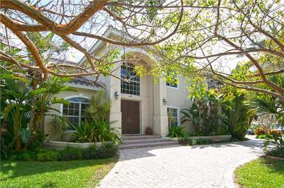 Marco Island Single Family Home For Sale: 1787 Hummingbird Ct