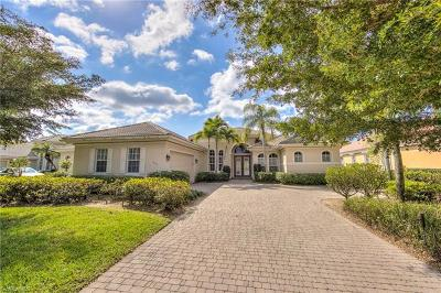 Estero Single Family Home For Sale: 9259 Hollow Pine Dr
