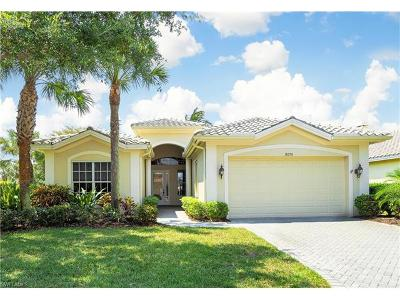 Fort Myers Single Family Home For Sale: 18270 Parkside Greens Dr