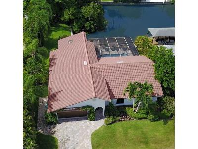 Collier County Single Family Home For Sale: 496 Germain Ave