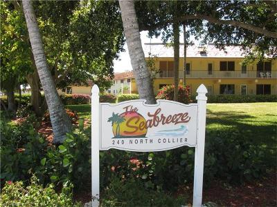 Marco Island Condo/Townhouse For Sale: 240 N Collier Blvd #C7