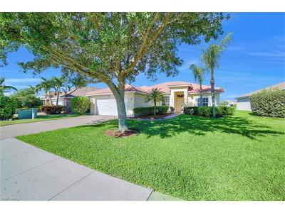 Naples Single Family Home For Sale: 2871 Orange Grove Trl