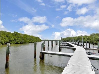 Marco Island Condo/Townhouse For Sale: 100 Stevens Landing Dr #201