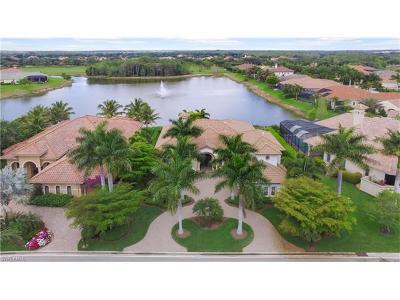 Fort Myers Single Family Home For Sale: 9558 Via Lago Way