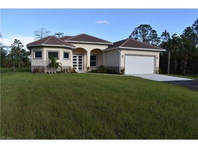 Naples Single Family Home For Sale: 672 NE 8th St
