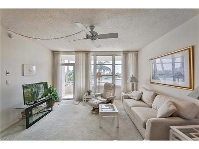 Marco Island Condo/Townhouse For Sale: 240 Seaview Ct #304