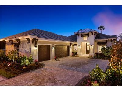 Naples Single Family Home For Sale: 6818 Mangrove Ave