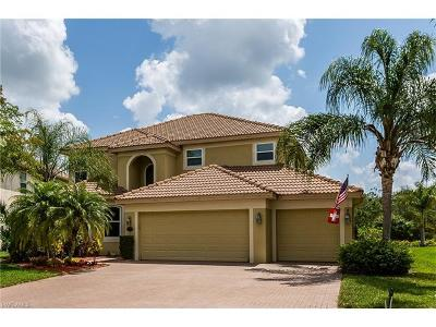 Estero Single Family Home For Sale: 20765 Torre Del Lago St