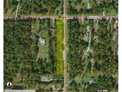 Residential Lots & Land Sold: 1590 NE 47th Ave