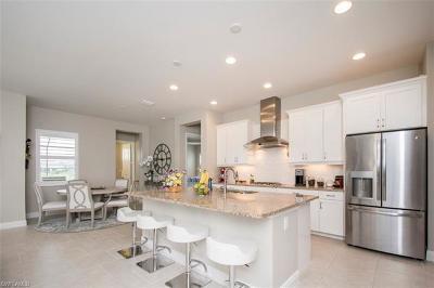 Estero Single Family Home For Sale: 21293 Estero Palm Way