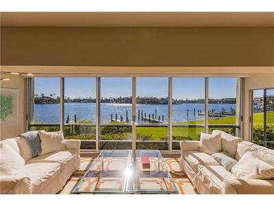 Condo/Townhouse For Sale: 3300 N Gulf Shore Blvd #101
