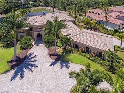Single Family Home For Sale: 16981 Verona Ln