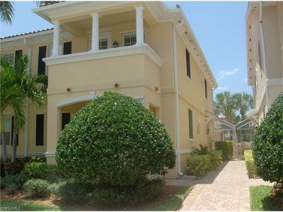 Naples Condo/Townhouse For Sale: 8069 Chianti Ln