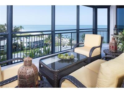 Condo/Townhouse For Sale: 1801 N Gulf Shore Blvd #602