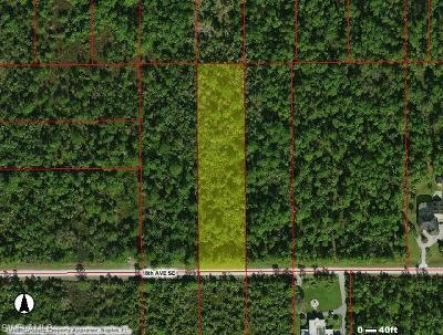 Naples Residential Lots & Land For Sale: 18th SE Ave