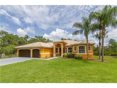 Naples Single Family Home For Sale: 171 NE 24th Ave