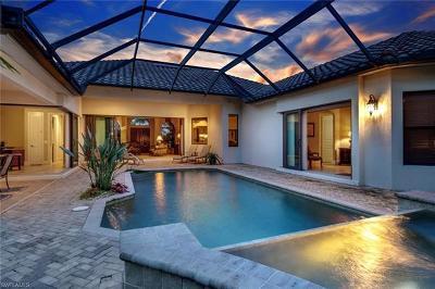 Naples Single Family Home For Sale: 946 Tivoli Ct