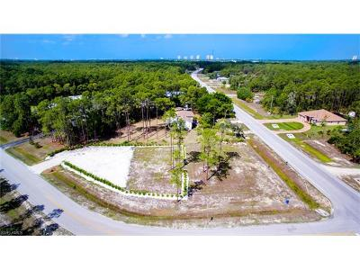 Bonita Springs Residential Lots & Land For Sale: 9796 Strike Ln