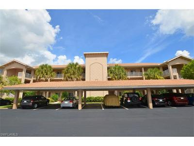 Naples Condo/Townhouse For Sale: 7812 Regal Heron Cir #305