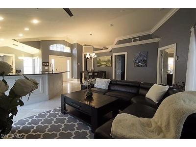 Naples Single Family Home For Sale: 2854 Mizzen Way