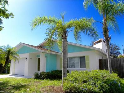 Naples Single Family Home For Sale: 727 N 104th Ave