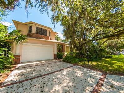Fort Myers Single Family Home For Sale: 5866 Elizabeth Ann Way
