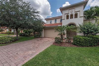 Single Family Home For Sale: 5790 Lago Villaggio Way