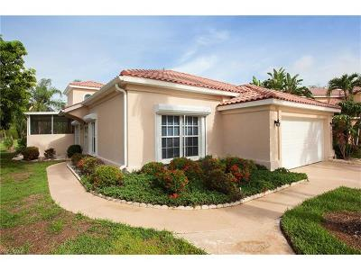 Naples Single Family Home For Sale: 103 Palm Frond Ct