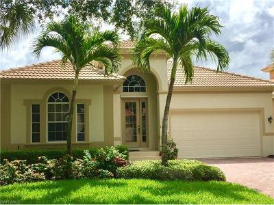 Estero Single Family Home For Sale: 19025 Ridgepoint Dr
