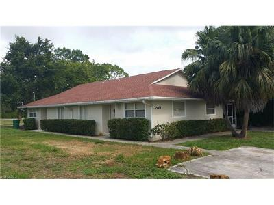 Multi Family Home For Sale: 2401 SW 55th Ter