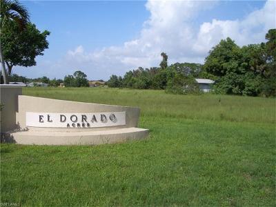 Bonita Springs Residential Lots & Land For Sale: 4528 Coconut Rd