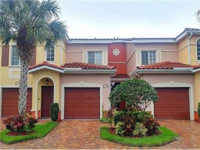 Estero Condo/Townhouse For Sale: 10025 Villagio Gardens Ln #106