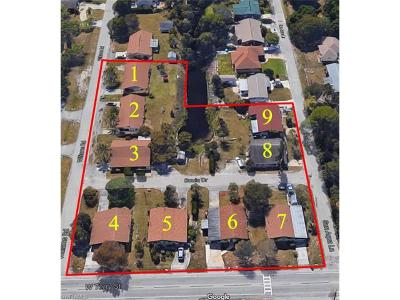 Bonita Springs Multi Family Home For Sale: 10150 Terry St