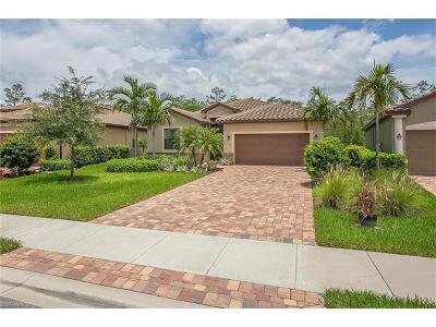 Estero Single Family Home For Sale: 20397 Cypress Shadows Blvd
